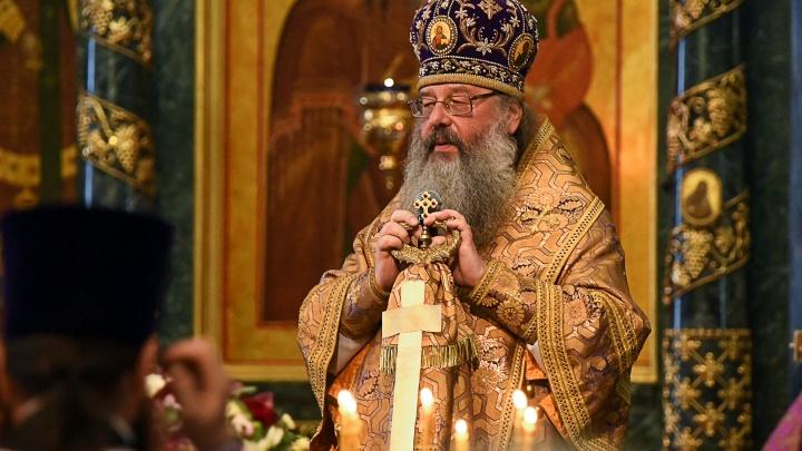 «Надо держать дистанцию от провокаторов и паникёров»: митрополит Кирилл обратился к верующим перед Пасхой
