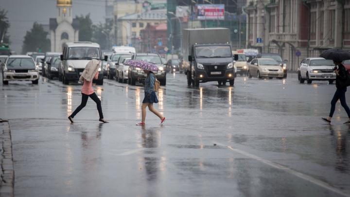 Синоптики рассказали, какой будет погода в Новосибирске на выходных — нас ждёт не только жара