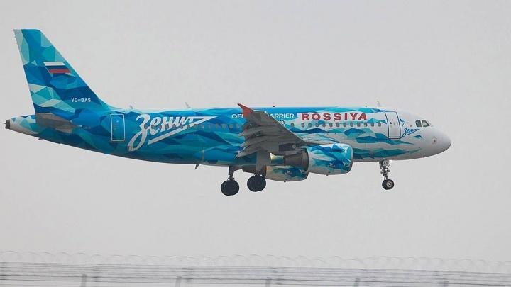 Самолет Санкт-Петербург — Уфа экстренно вернулся в северную столицу