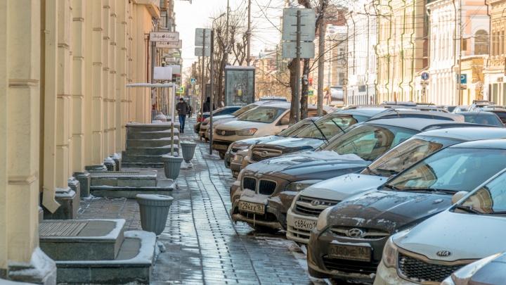 В Самаре парковка на улицах станет платной: расценки