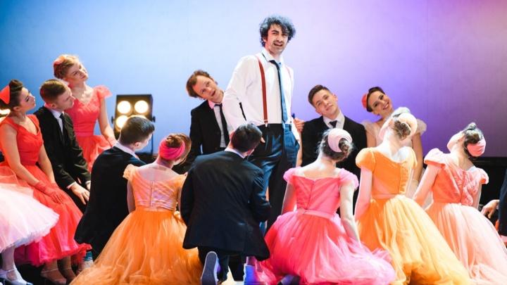Пермский Театр-Театр получил пять «Золотых масок» за мюзикл «Винил»