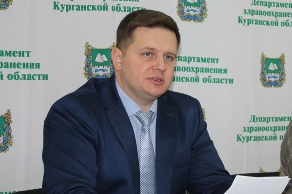 Григорий Хохлов призвал зауральцев провести предстоящие новогодние праздники дома