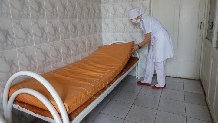 Всего 14: в Волгограде еще один человек скончался из-за коронавируса