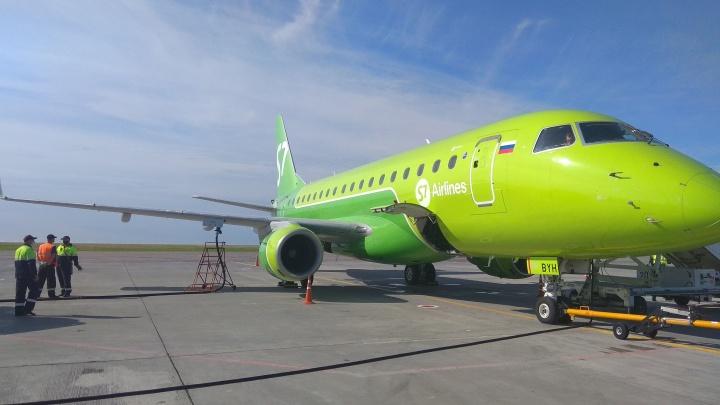 Из Волгограда открылся прямой рейс в Новосибирск