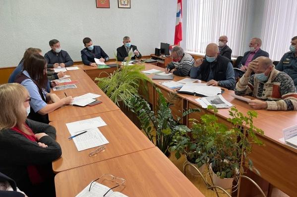 Совет района не назначил конкурс для отбора кандидатур