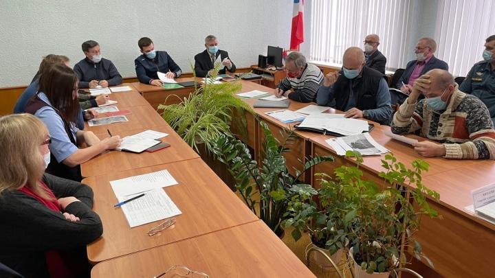 В Омской области забыли провести выборы главы Знаменского района