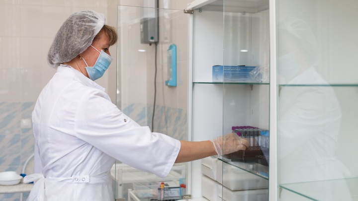 В Волгоградской области возобновили вакцинацию детей до 14 лет