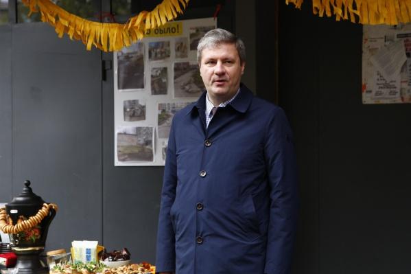 Дмитрия Морева утвердила в должности городская дума