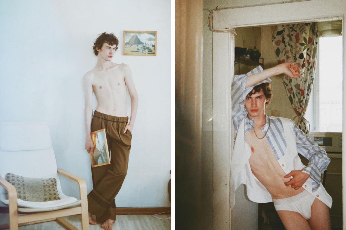В момент эмоционального выгорания Дмитрий хотел бросить карьеру модели, но ему помогла подруга