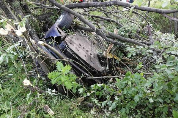 ДТП с двумя жертвами произошло 26 июля