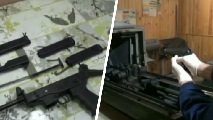 Сказал, что собирал коллекцию: новосибирские полицейские задержали сибиряка с незаконным арсеналом