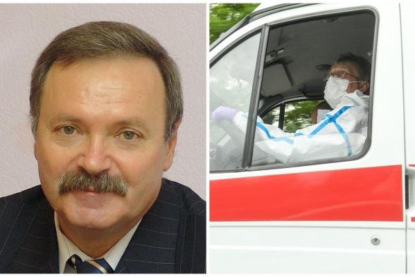 Борис Владимирович лечился от коронавируса в сороковой больнице