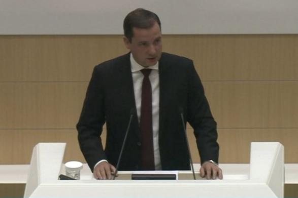 Цыбульский также попросил покрыть выпадающие доходы дорожного фонда
