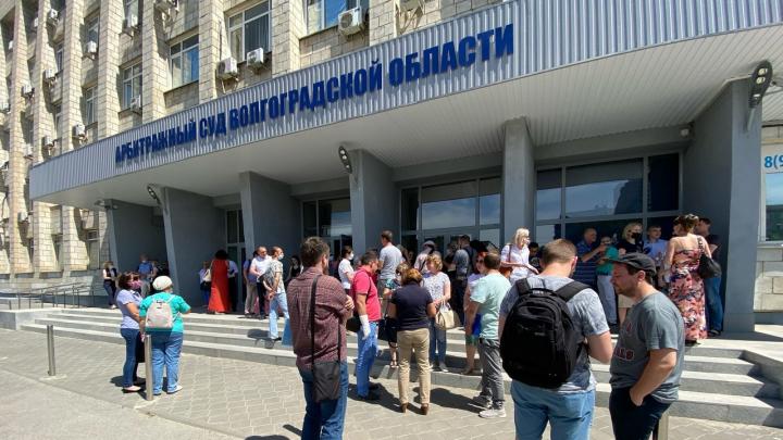 «Перспектив у них нет»: тысячи волгоградских юристов остались без работы