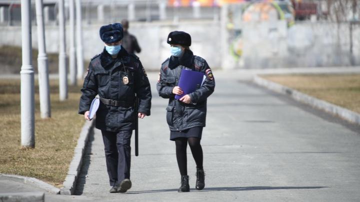 Полиция устроила облаву на челябинских спортсменов, собравшихся на игру