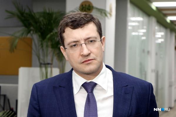 О своем решении губернатор заявил в прямом эфире «России 24»