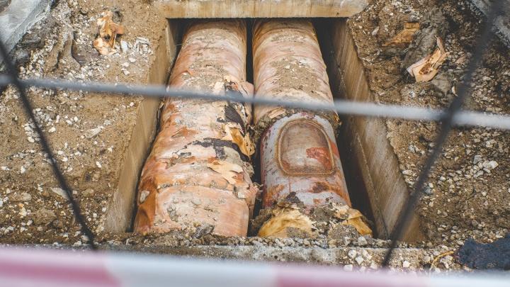 В выходные в трех районах Перми отключат воду