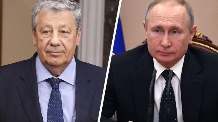 Почему Путин отменил режим нерабочих дней при росте заболеваемости? Отвечает сенатор Аркадий Чернецкий