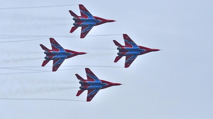 В честь Дня Победы в Екатеринбурге устроят большой авиапарад. Где и когда смотреть