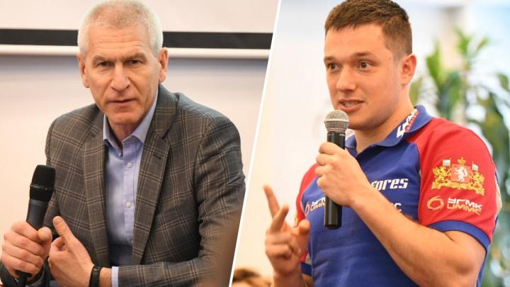 Гонщик Сергей Карякин пожаловался министру спорта РФ на отсутствие финансирования