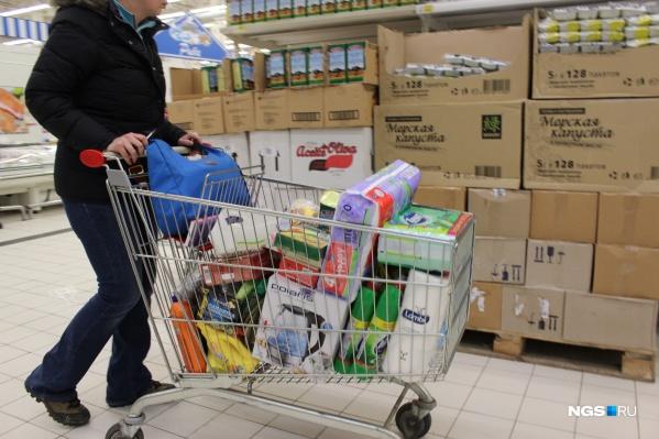 Полная тележка в гипермаркете — ещё не признак принадлежности к среднему классу