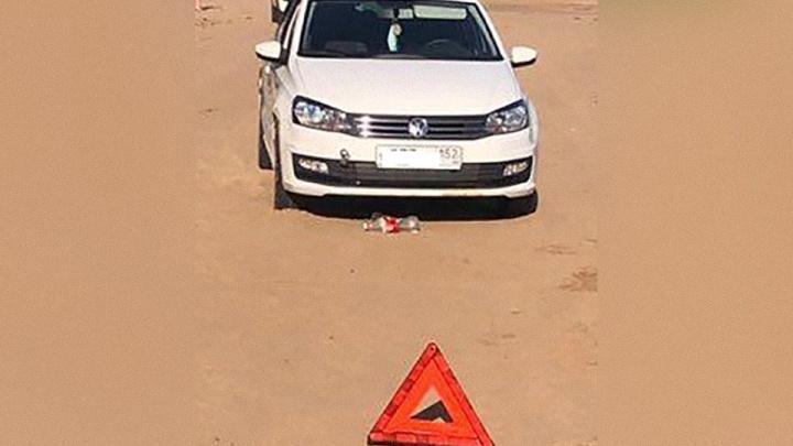 На пляже в Самарской области водитель сбил 6-летнего ребенка