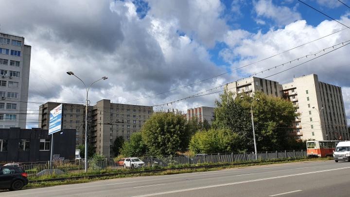 Суперточечно: в Ярославле отказали застройщику, пытавшемуся воткнуть высотку во дворе