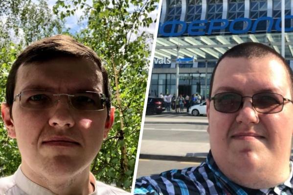 Слева — Алексей сейчас, а справа — в июне 2018 года. Разница очевидна