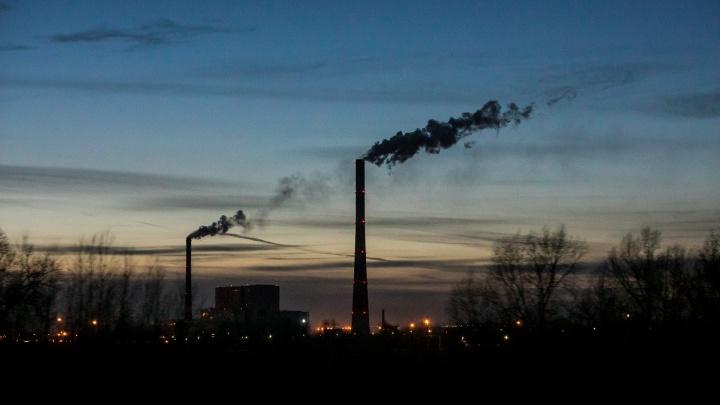 Про «черное небо» Красноярска федеральные журналисты сняли еще один фильм
