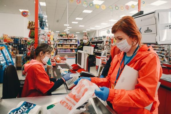 В магазинах должны соблюдаться санитарные нормы и рекомендации Роспотребнадзора