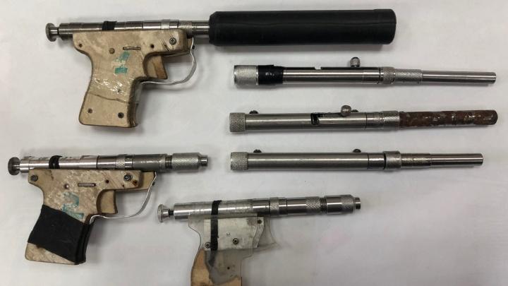 История маньяка, который стрелял в лица омичей металлическими штырями