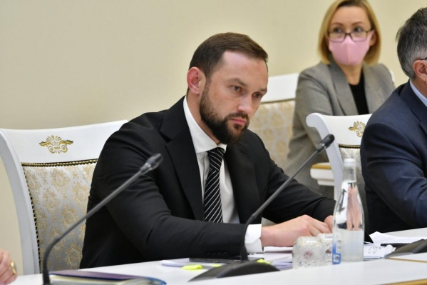 Александр Мордвинов родом из Куйбышева