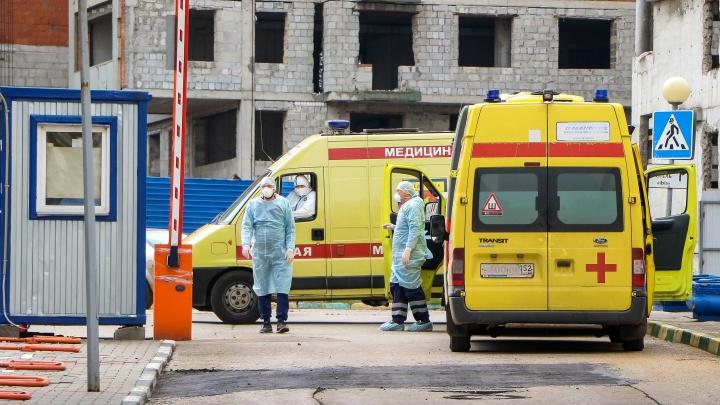 В Нижегородской области еще 175 человек заболели коронавирусом за сутки
