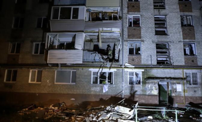Жители половины дома на 50 лет ВЛКСМ, где был взрыв, смогут вернуться домой
