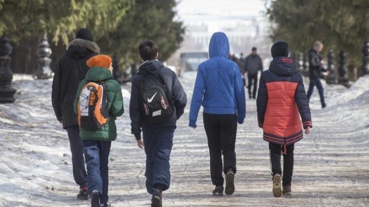 Конец «каникулам»: уфимские школьники возвращаются в родные классы