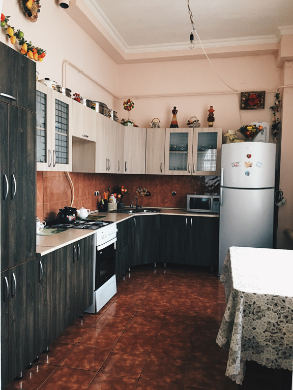 Так выглядит кухня