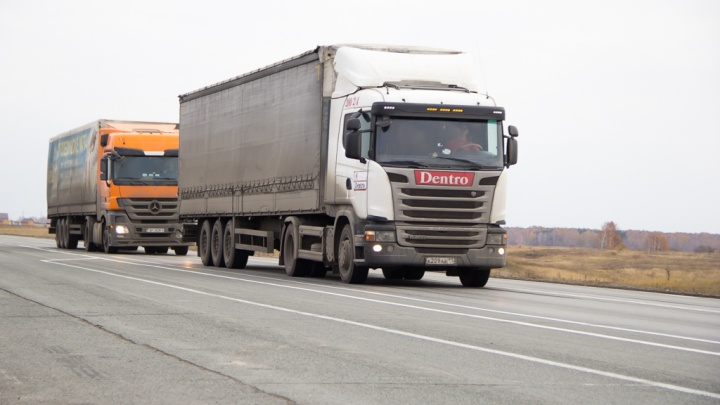 На двух участках трассы М-5 в Челябинской области на несколько месяцев ограничат движение
