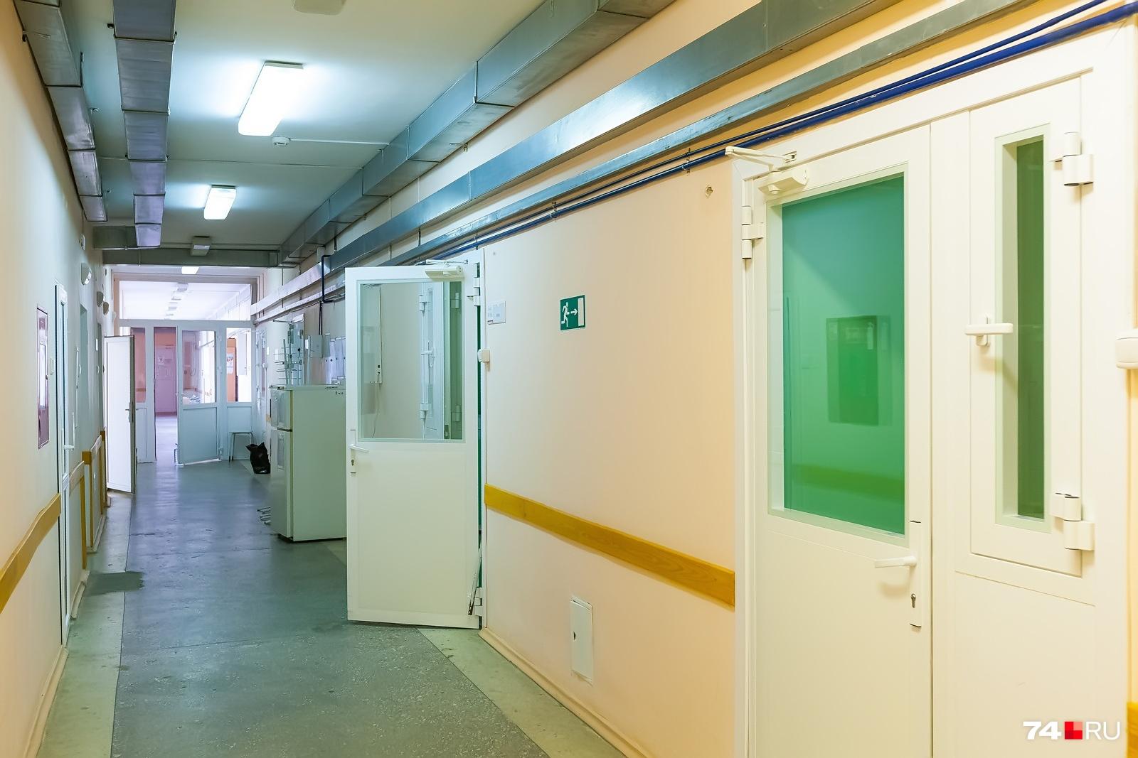 Пациент с подозрением на коронавирус оказался в общей палате в инфекционном отделении горбольницы № 8