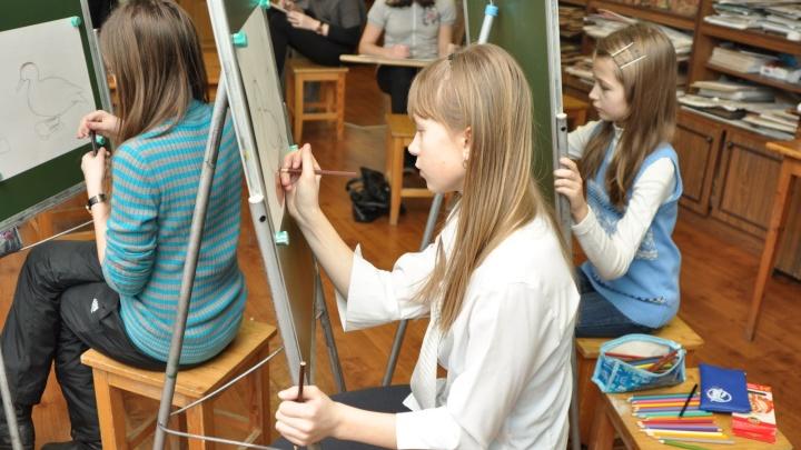 Дизайн, домра и виртуальная реальность: в каких кружках дети Архангельска могут поучиться бесплатно
