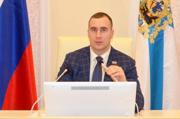 Сергей Пивков был депутатом Архангельского областного собрания с 2013 года