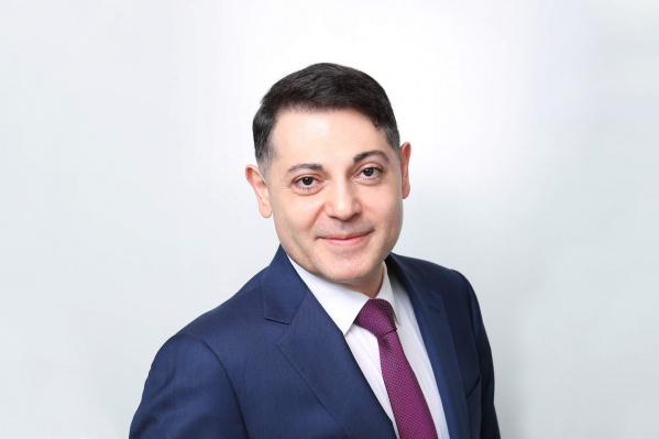 Хачатур Помбухчан,исполнительный директор компании МегаФон
