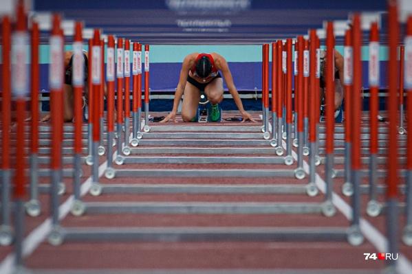 В эти дни Челябинск принимает и чемпионат России по лёгкой атлетике, и первенство страны среди юниоров