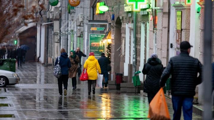 Зима близко: какой будет погода в Ростове на этой неделе