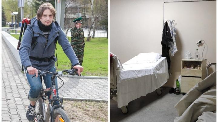 «Дни сливаются в одну серую массу»: как на Урале лечат пациентов с подозрением на COVID-19
