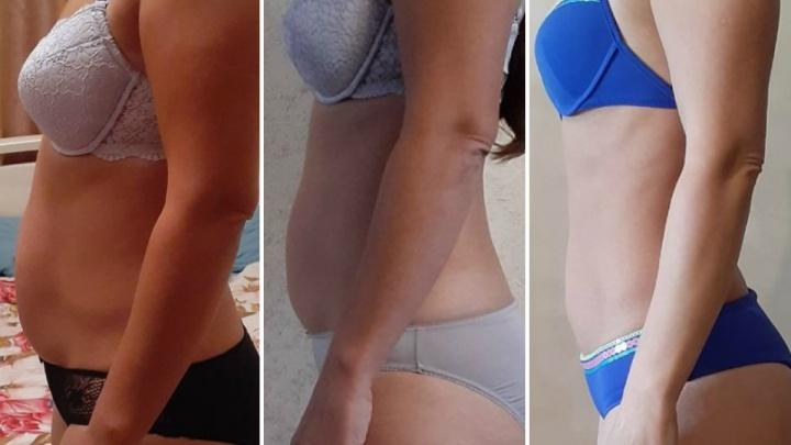 «Минус 5 кг за месяц»: нижегородки показали свои результаты в похудении на самоизоляции