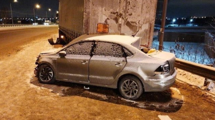 В аварии на Челябинском тракте погибла медик ковидного госпиталя Сысерти