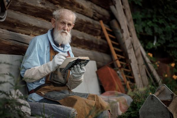 Алексей Григорьевич — старейший пасечник в Красноярском крае