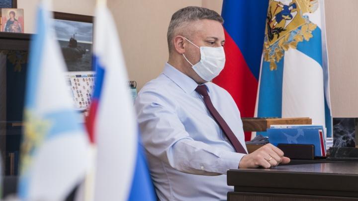 Глава Северодвинска — о ситуации с Юрием Гнедышевым: «Если всё подтвердится, то это большая беда»
