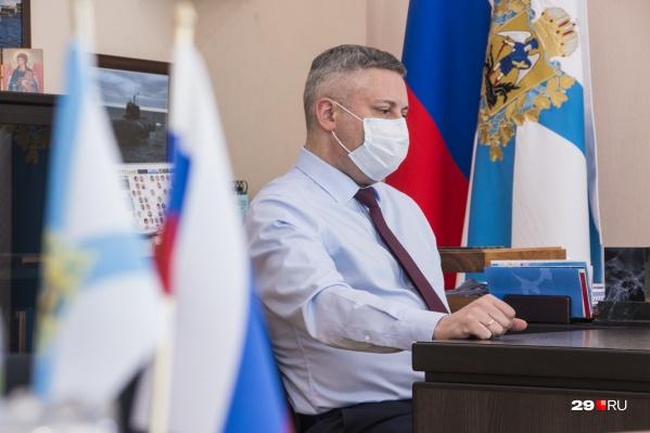 За сутки в Северодвинске увеличилось количество заболевших на 112 человек