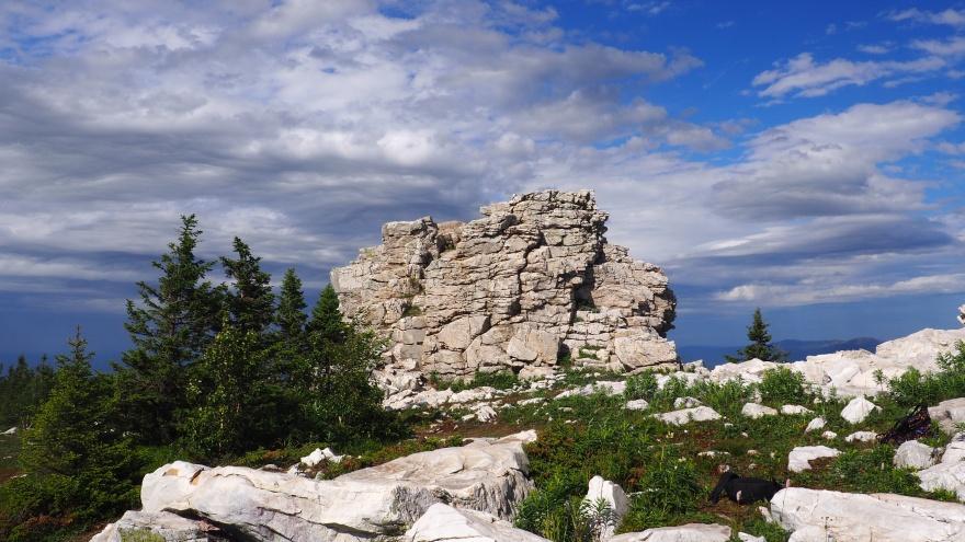 Нехоженые горы Урала: фоторепортаж из путешествия по хребтам Зюраткуля